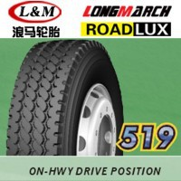 Long March Truck Tire 750r16 Lm519