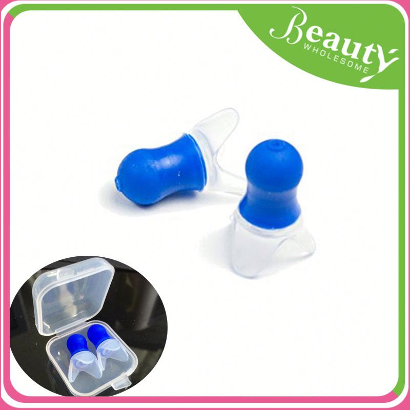 Cheapest anti water sports noise ear plug ,h0tCdv anti-noise silicone ear plugs for sale