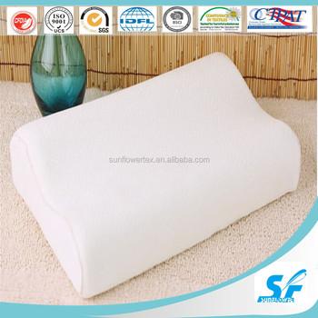 Factory Wholesale High Density Contour Memory Foam Pillow
