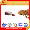 Carbon products use of rosy dendritic shape electrolytic copper powder