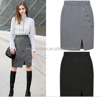 skirt office Girl short