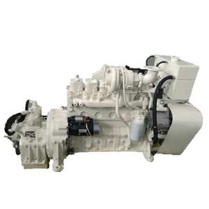 Brand new original keel cooling engine 6BTA5.9-M180 Cummins diesel marine engine for boat