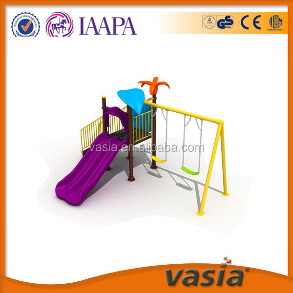 huaxia toys outdoor plastic playsets for kids