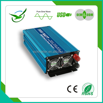 Oem China Supplier 12v Dc Motor 3kva Solar Panel Pure Sine ...