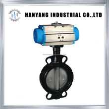 Professional Manufacturer Producing Marine Steel Butterfly Valve Actuator Valve