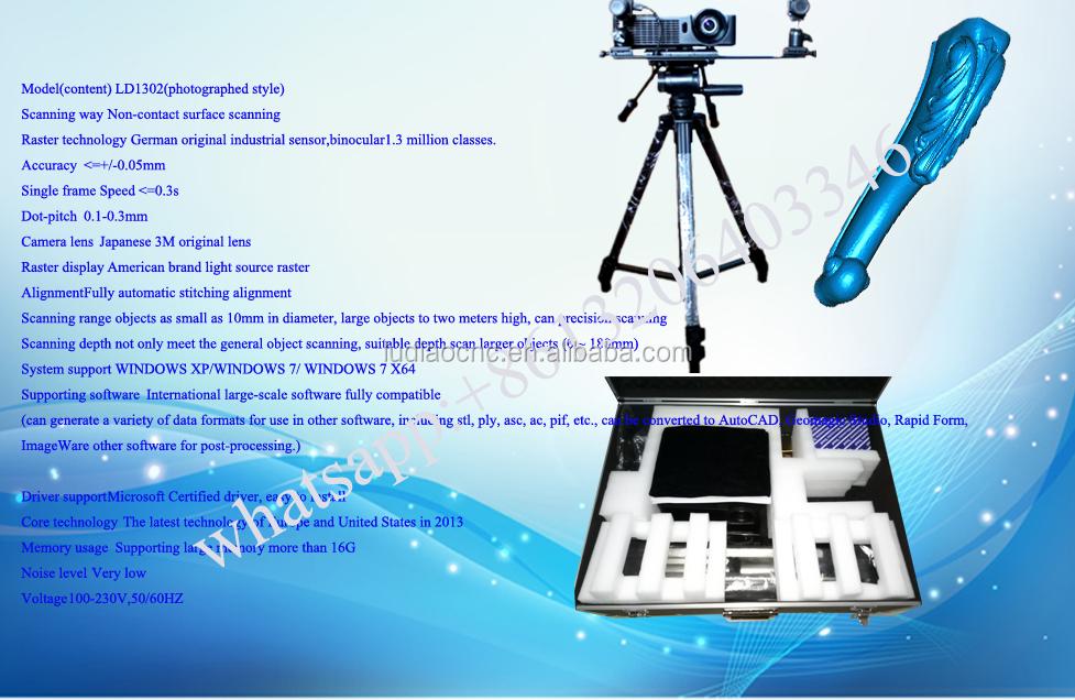 Jinan Best Selling Sense 3d Scanner Price 3d Foot Scanner