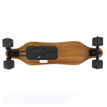 New Style Electric Longboard Diy Dual Motor Electric Skateboard With