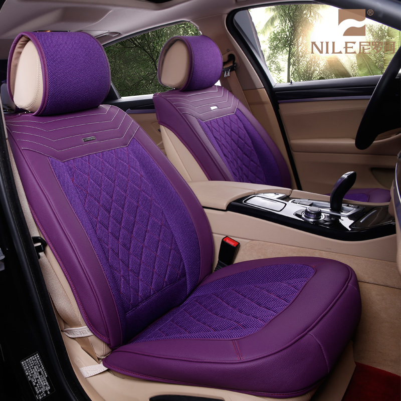 Stereo Breathable Leather All Surrounded Car Seat Cover For Ford Mustang Buy Car Seat Cover Leather Surrounded Car