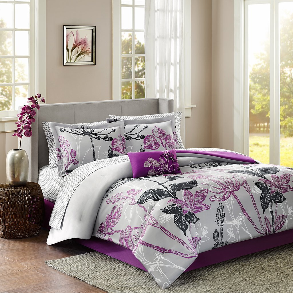 Cheap Purple Comforter Sets Full Size Find Purple Comforter Sets Full Size Deals On Line At Alibaba Com