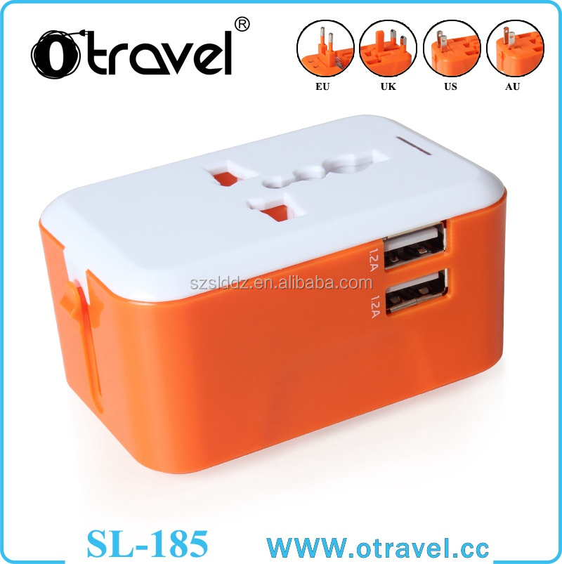 brand new universal travel adapter plug your home country electronics to canadian outlets use the universal to american outlet