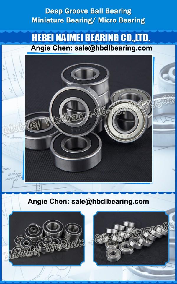China Ceiling Fan/motor Bearing 6201,Electric Motor Bearing Number ...