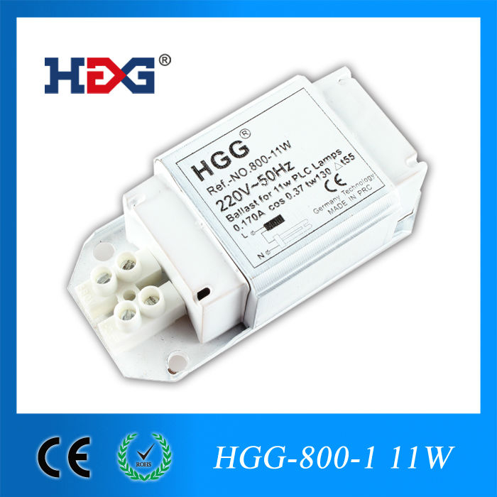 11w Magnetic Ballast For Plc Lamp