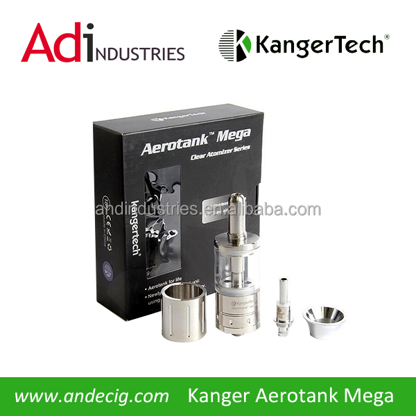 100% Original Kanger Emow Mega Kit With Kanger Aerotank Mega Or ...