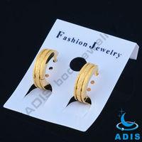 14K gold hoop earrings body piercings jewelry