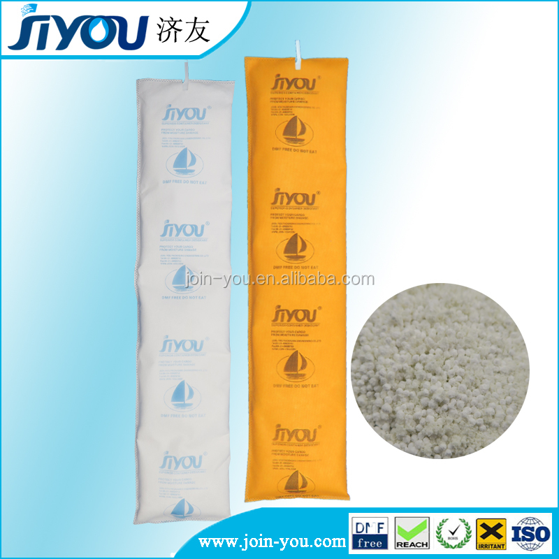 Environmental Friendly Moisture Absorber/Container Desiccant for Shipment