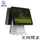 Fanless Low Power Gas Station Touch POS Cash Register Equipment for Cashier System