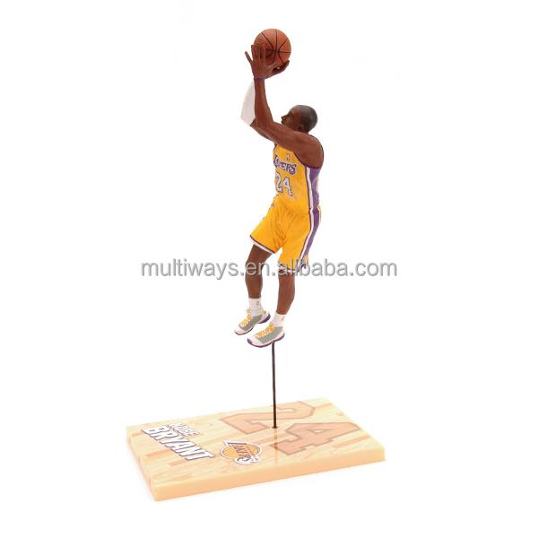Personalizar Ecológico Plástico Nba Jugador De Baloncesto Figuras ...