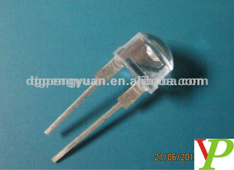 8mm Strawhat LED Lighting Diode