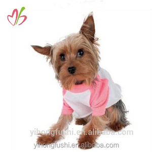 US AU Australia America Apparel dog raglan shirt 6 colours fun costume plain T-shirt dog costume