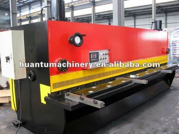 hand metal cutting machine. cnc hydraulic guillotine hand metal cutting shears,bosch laser,aluminium machine