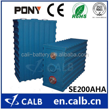 lithium battery SE200 for battery backup, electric vehicle