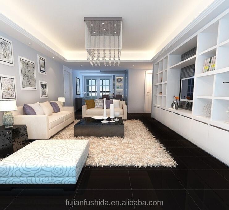 Black And White Marble Tile Floor