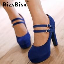 women stiletto high heel shoes sexy lady platform spring fashion heeled pumps heels shoes plus big size 31-47 P16737