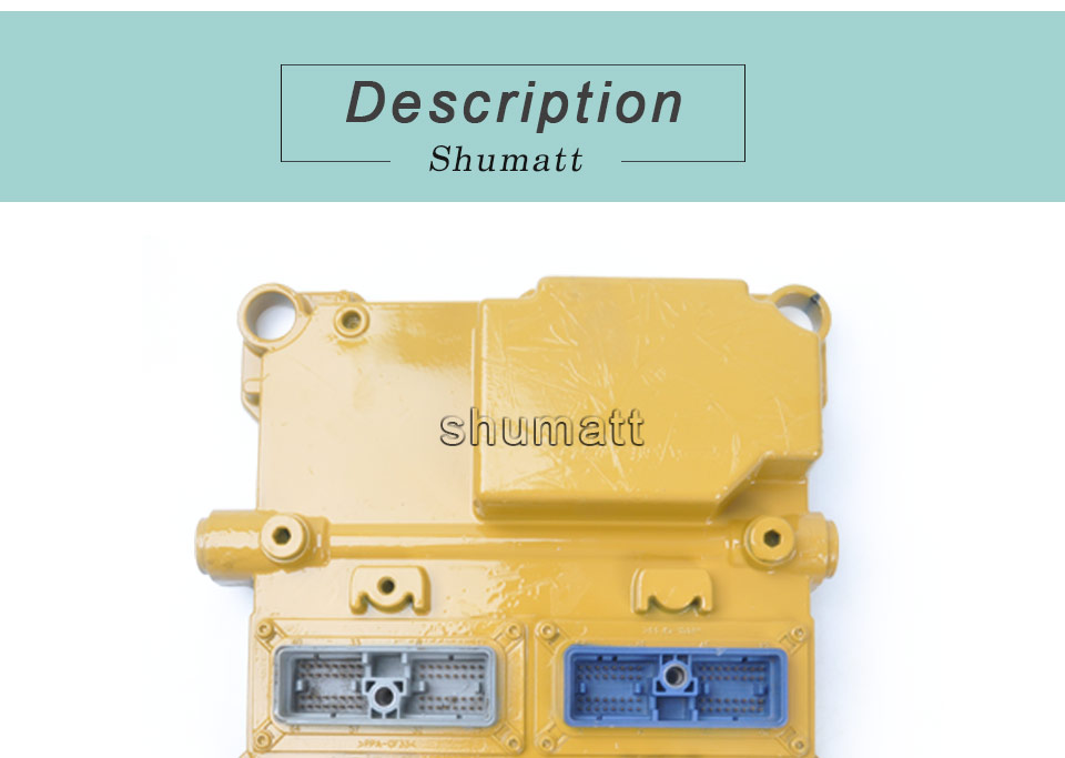 Original renewed caterpillar diesel engine cat ecu 2863683 286-3683-00 suits c6.4 engine with software 28055765 (1).jpg
