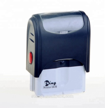 Manufacturer office supplies custom trodat stamp, self-inking stamp machine, Self Inking Stamp