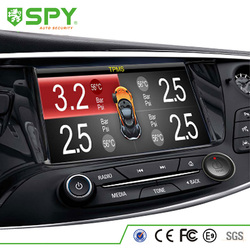 2015 HIGH QUALITY Car DVD tire pressure monitoring system, Tpms with Internal sensor