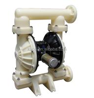 pneumatic pumps air driven operated double diaphragm pump