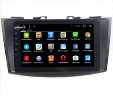 Android sistema di lettore radio car dvd player multimedia stereo per Suzuki Swift maruti 2012-2015 di Navigazione GPS
