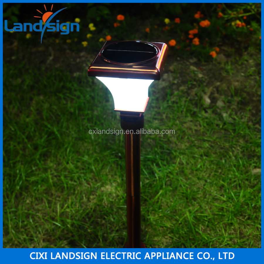 cixi landsign outdoor pendant light XLTD-907C solar paradise lighting solar lawn light