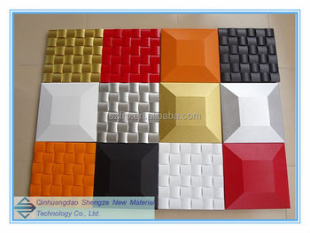 FRP Facade Decorative Panel/ Art Wall Panels / Frp Splice Plate