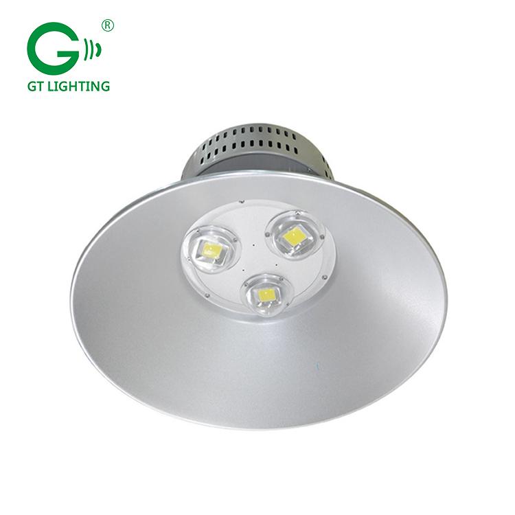 Industrial lighting IP44 indoor aluminum COB 100w 150w 200w 250w 300w 350w led high bay light