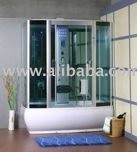 Combination Steam Shower And Whirlpool Bath Suppliers Manufacturers At Alibaba