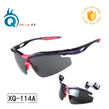 Best Sports Sunglasses  2016 fashion sports glasses clip on eyewear manufacturer fashion
