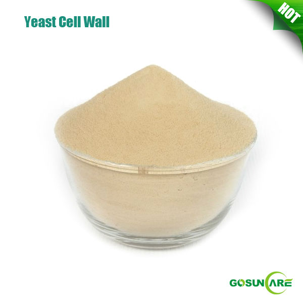 High quality feed grade soluble Yeast cell wall / MOS