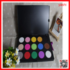 YASHI NEW 30 Color Makeup Eyeshadow & Blush Combo Contour Palette with mirror