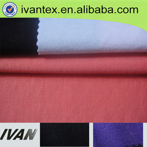 soft t/r polyester viscose elastane fabric