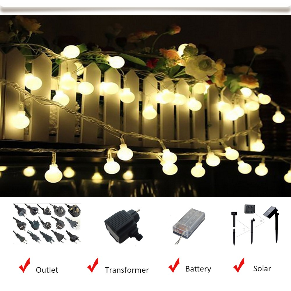 Wholesale New item miniature christmas tree lights battery ...