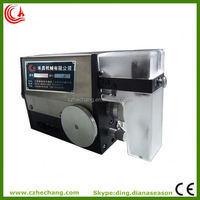 electric wire cable wire cut and strip machine for round wire/cable stripping machine