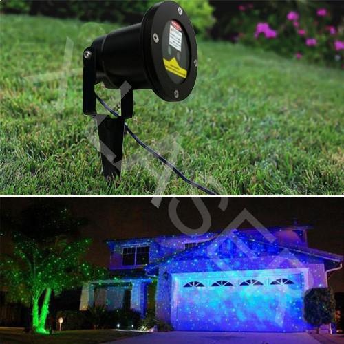 Holographique projecteur laser arbre de no l lumi re jardin d coration lumi re elf lumi re effet for Projecteur laser jardin