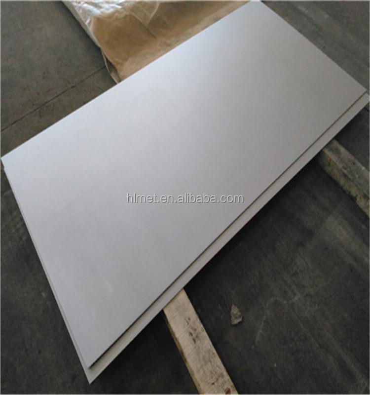 Corrosion Resistant Nickel Copper Alloy Monel 400 Plate