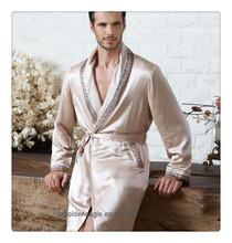 589b746c53 Silk Men Robe