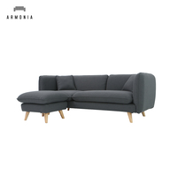 modern lobby sofa design l shape sofa,sofa for hotel lobby