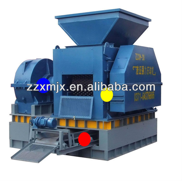 Large capacity New saving energy low price clay briquetting press Clay briquetting machine