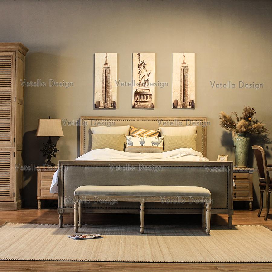 Simple bed furniture design - Bedroom Furniture Simple Double Bed Design Bedroom Furniture Simple Double Bed Design Suppliers And Manufacturers At Alibaba Com