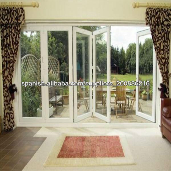 Barato puerta de aluminio puertas correderas plegables for Correderas de aluminio precios