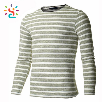 e14168ea47c Custom-made Merino 94% Cotton 6% Elastic Cotton T Shirt Long Sleeve ...